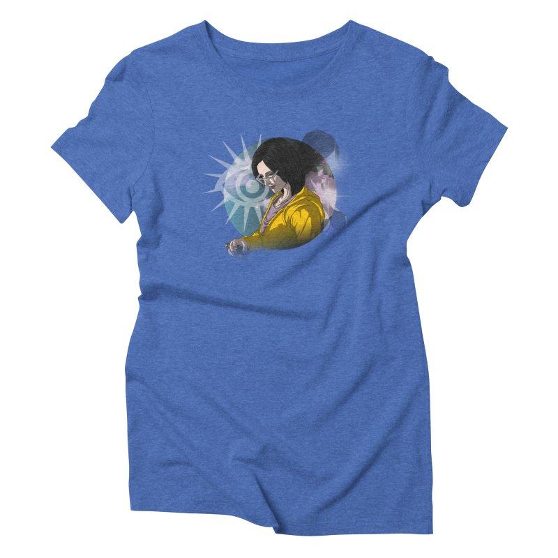 Maryanne Harper Women's Triblend T-Shirt by danburley's Artist Shop