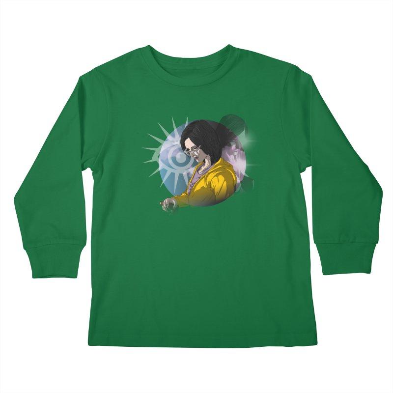 Maryanne Harper Kids Longsleeve T-Shirt by danburley's Artist Shop