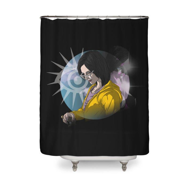 Maryanne Harper Home Shower Curtain by danburley's Artist Shop