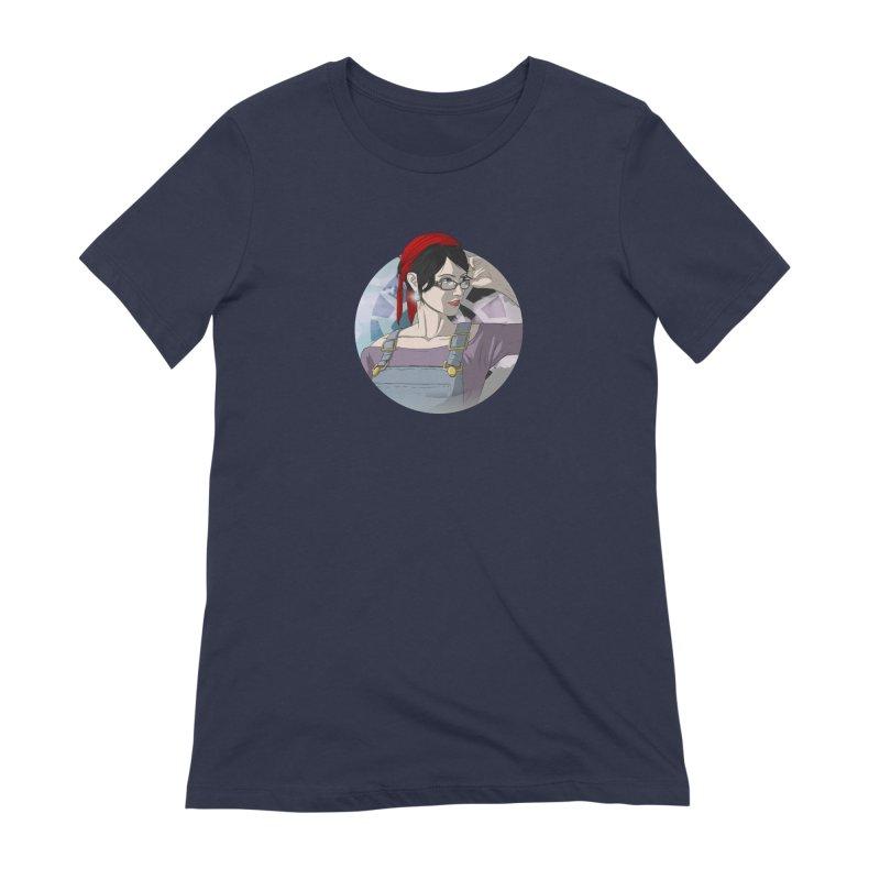 Elizabeth Harper-Baxter Women's Extra Soft T-Shirt by danburley's Artist Shop