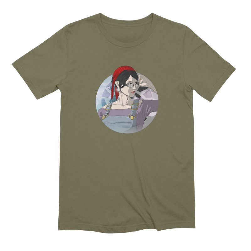 Elizabeth Harper-Baxter Men's Extra Soft T-Shirt by danburley's Artist Shop