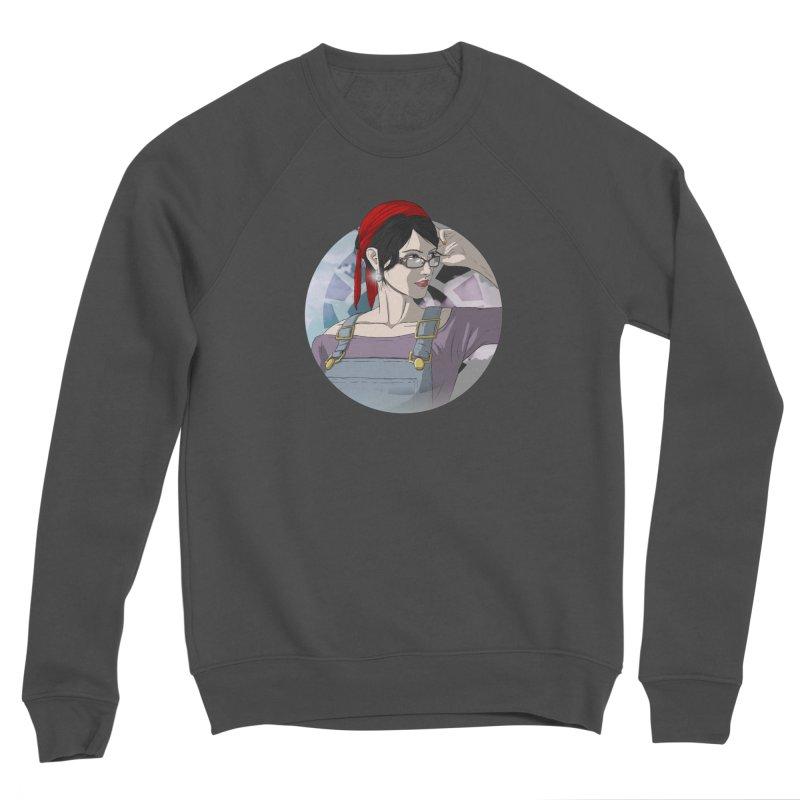 Elizabeth Harper-Baxter Men's Sponge Fleece Sweatshirt by danburley's Artist Shop