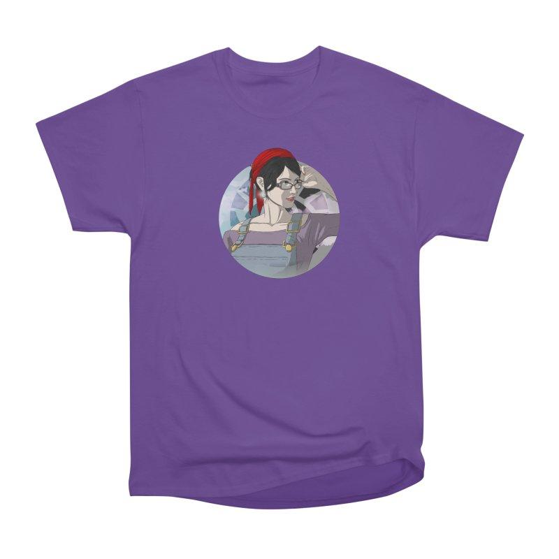 Elizabeth Harper-Baxter Women's Heavyweight Unisex T-Shirt by danburley's Artist Shop