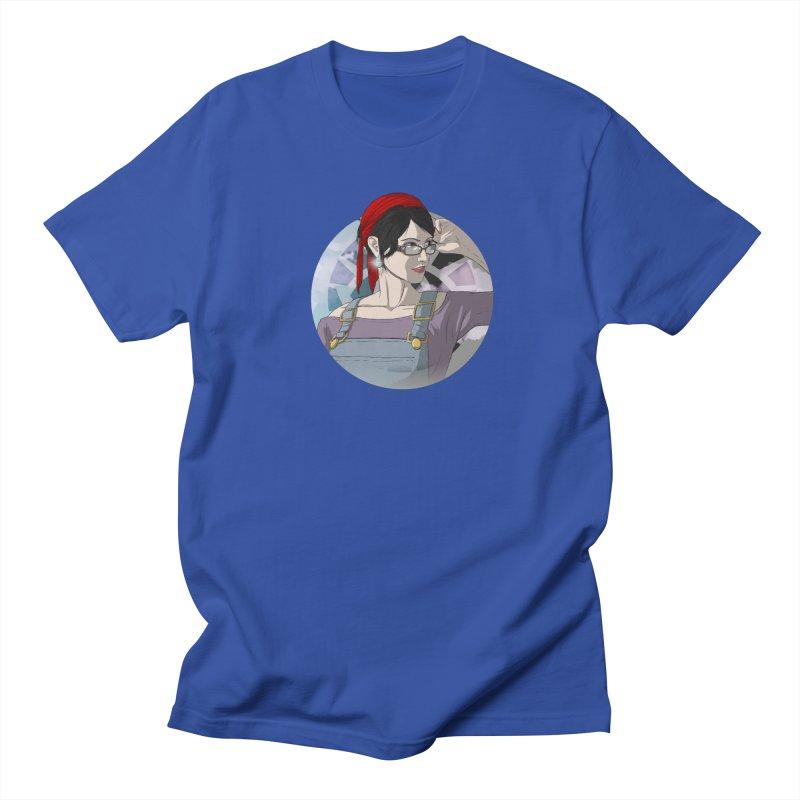Elizabeth Harper-Baxter Women's Regular Unisex T-Shirt by danburley's Artist Shop