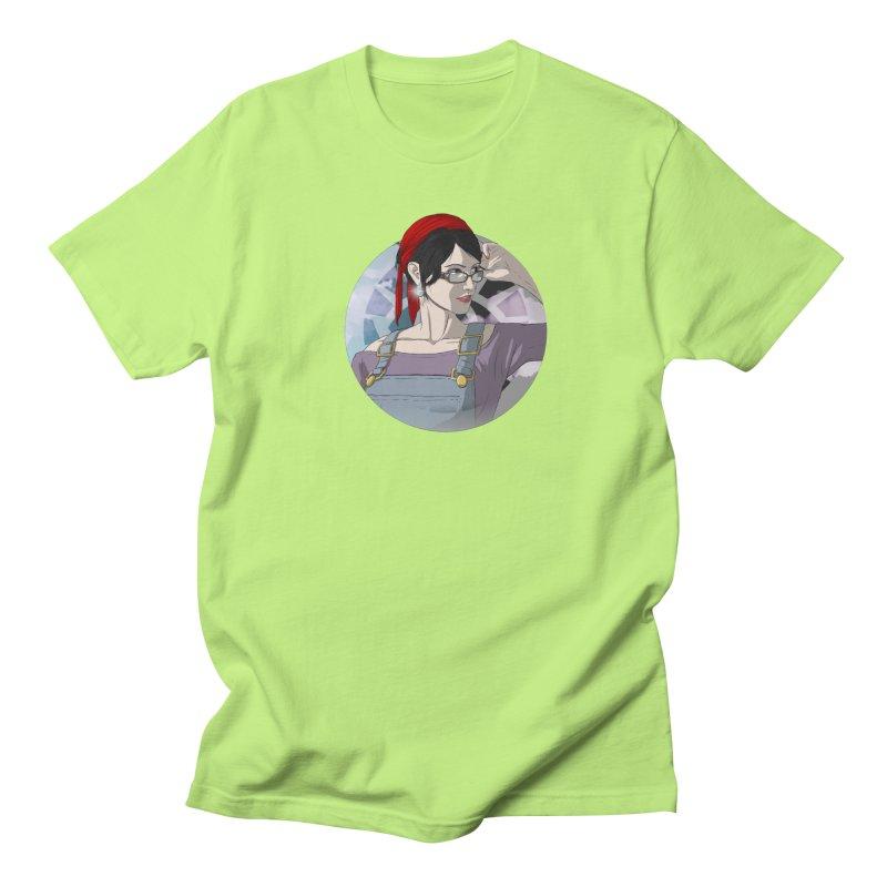 Elizabeth Harper-Baxter Men's Regular T-Shirt by danburley's Artist Shop