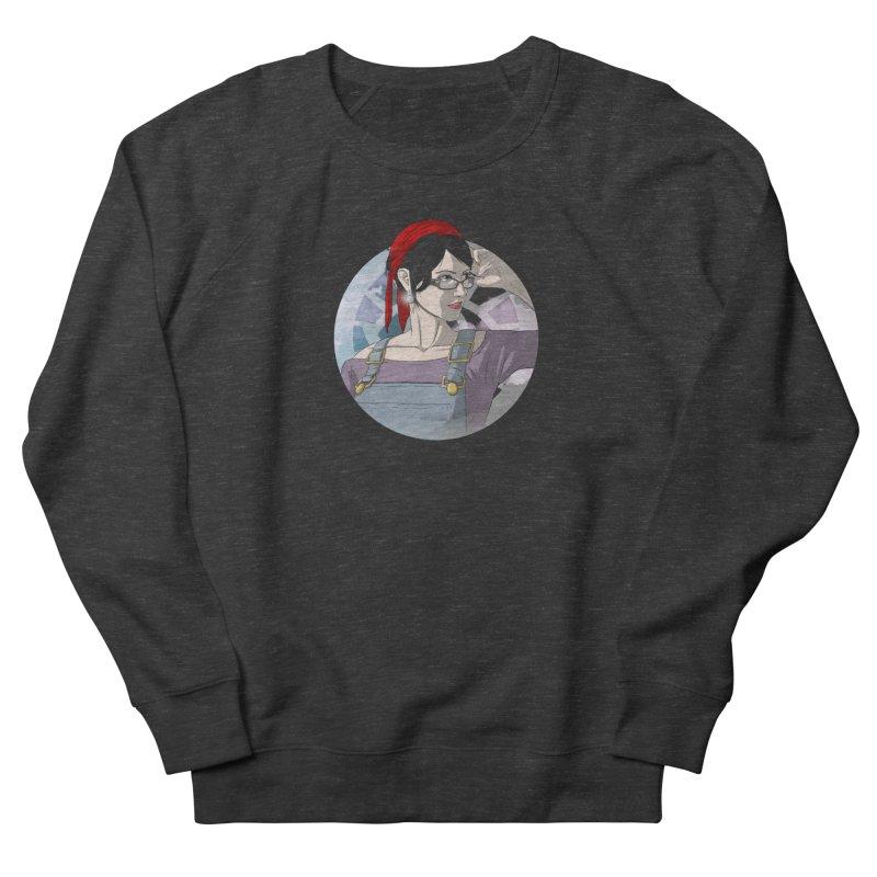 Elizabeth Harper-Baxter Women's French Terry Sweatshirt by danburley's Artist Shop