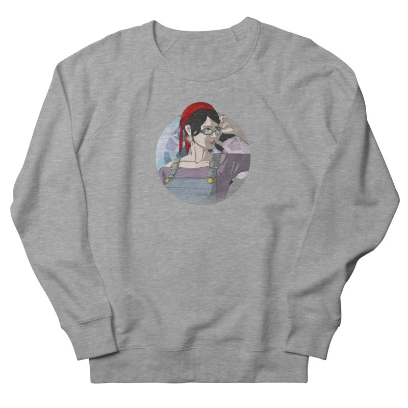 Elizabeth Harper-Baxter Men's French Terry Sweatshirt by danburley's Artist Shop