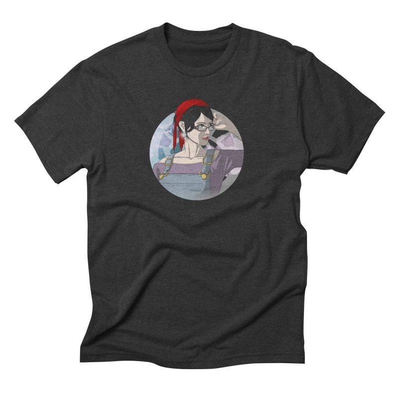 Elizabeth Harper-Baxter Men's Triblend T-Shirt by danburley's Artist Shop