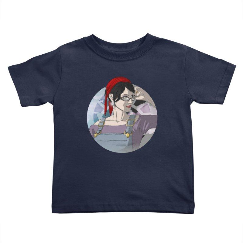 Elizabeth Harper-Baxter Kids Toddler T-Shirt by danburley's Artist Shop