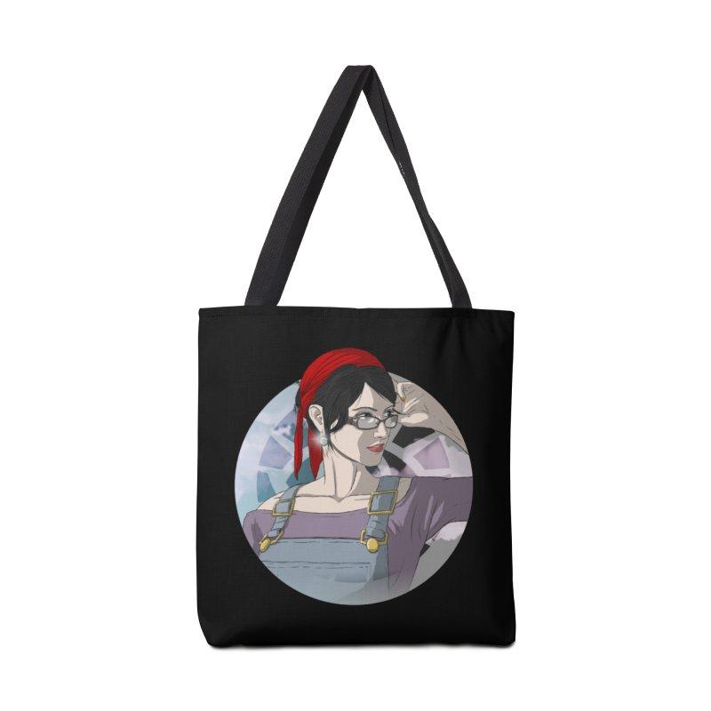Elizabeth Harper-Baxter Accessories Bag by danburley's Artist Shop