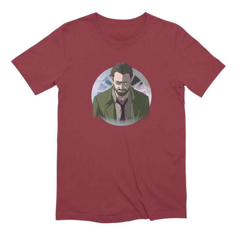 Reggie Harper Men's Extra Soft T-Shirt by danburley's Artist Shop