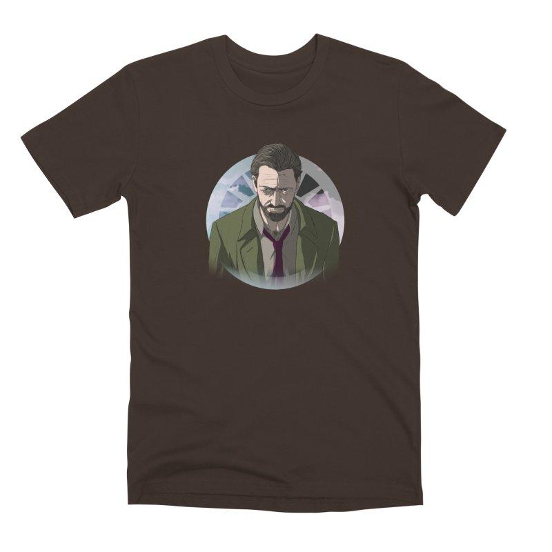 Reggie Harper Men's Premium T-Shirt by danburley's Artist Shop