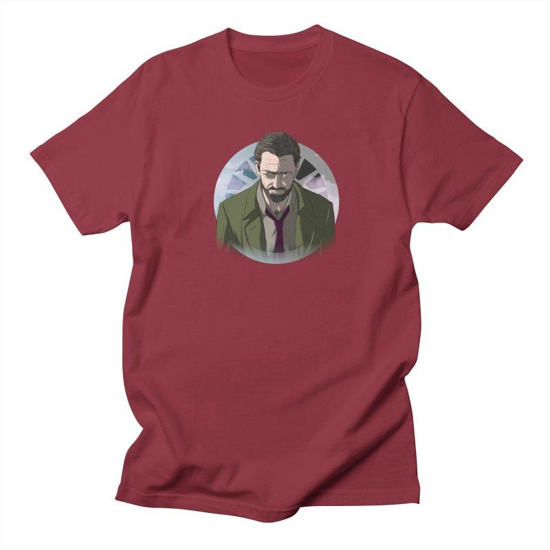 Reggie Harper Men's Regular T-Shirt by danburley's Artist Shop