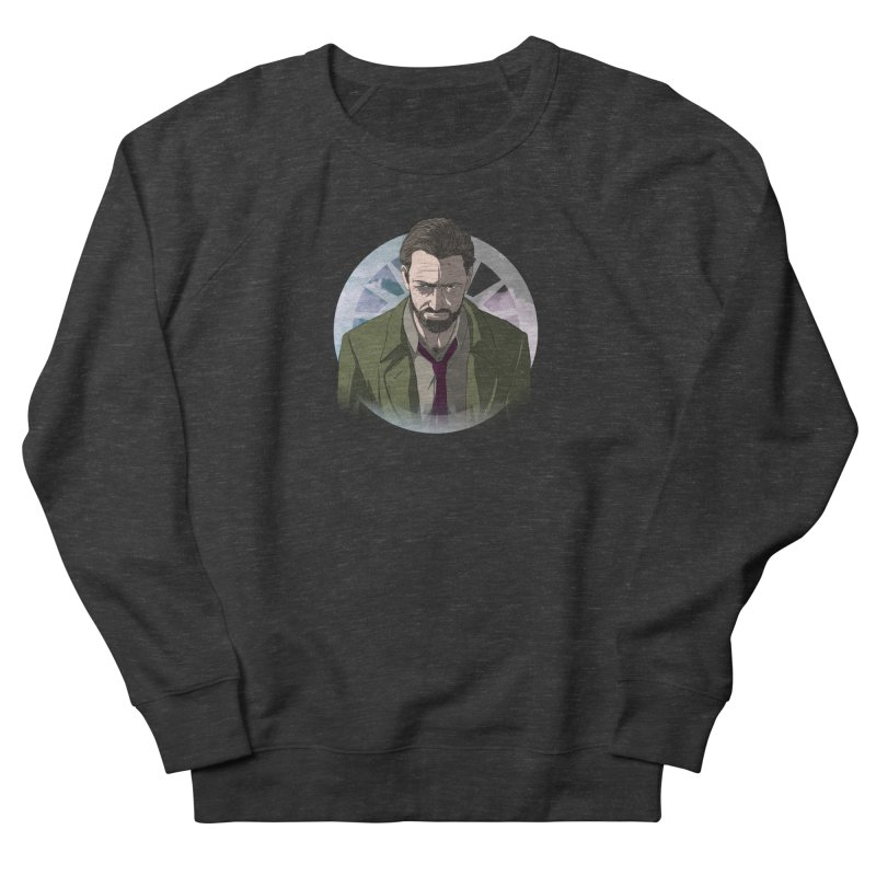 Reggie Harper Men's French Terry Sweatshirt by danburley's Artist Shop