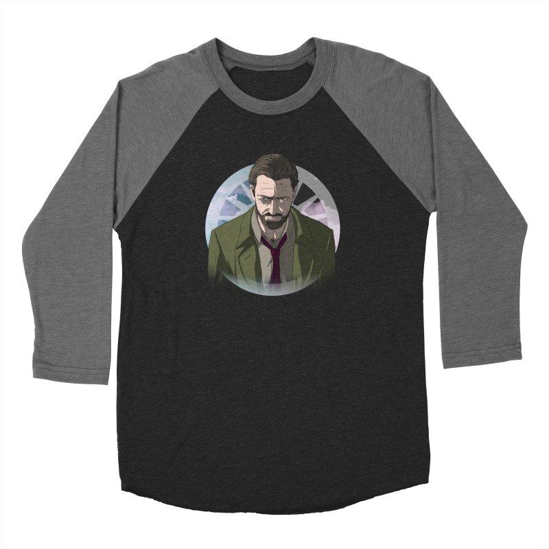 Reggie Harper Men's Baseball Triblend Longsleeve T-Shirt by danburley's Artist Shop