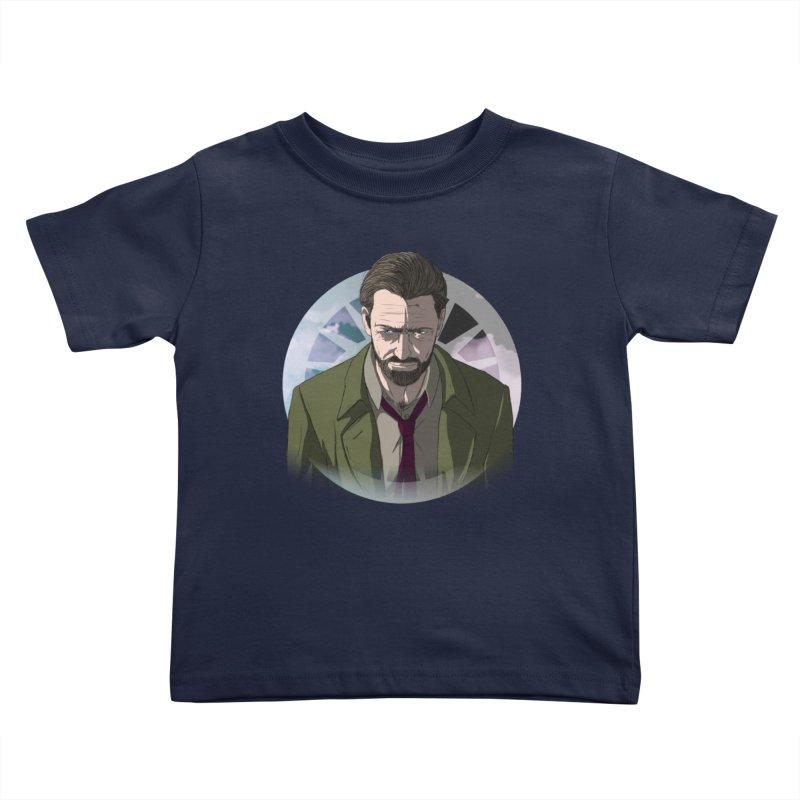Reggie Harper Kids Toddler T-Shirt by danburley's Artist Shop
