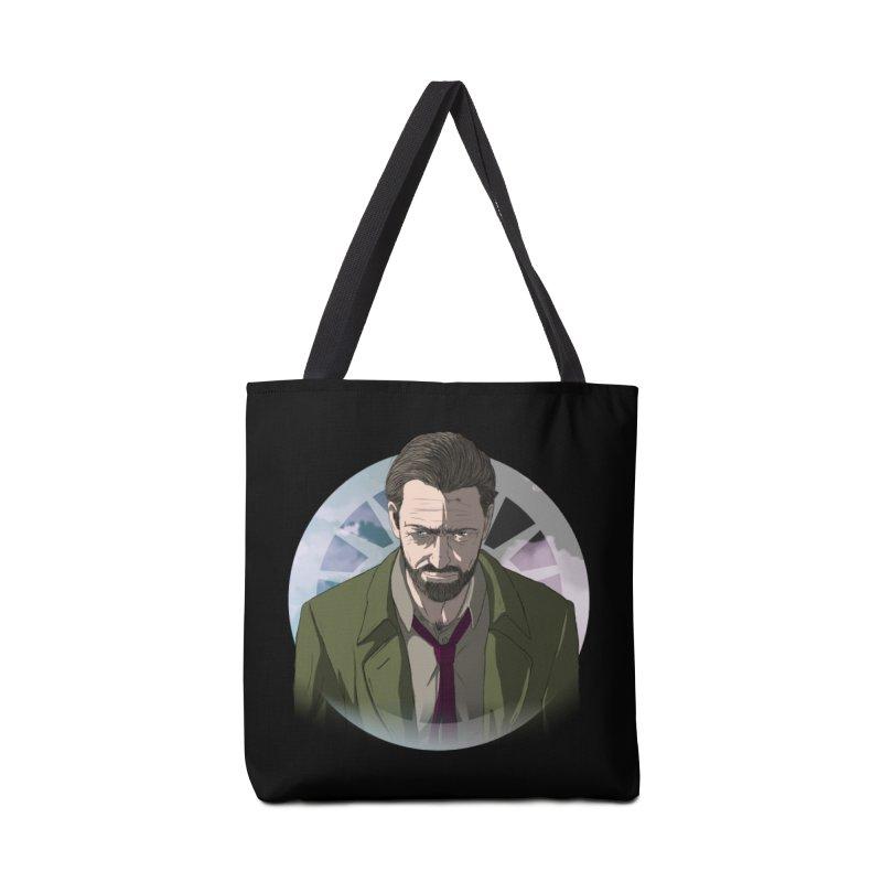 Reggie Harper Accessories Bag by danburley's Artist Shop