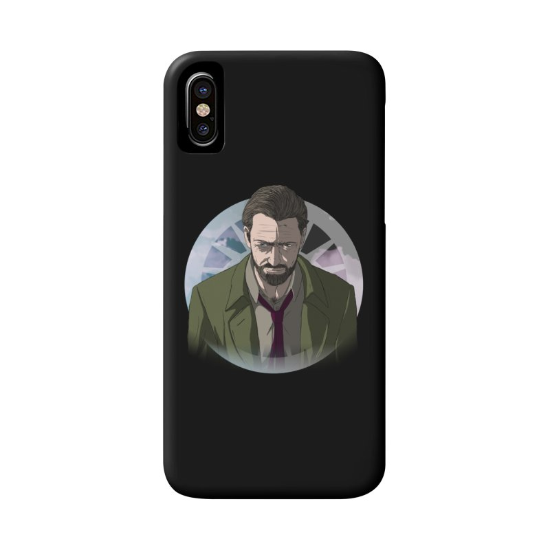 Reggie Harper Accessories Phone Case by danburley's Artist Shop