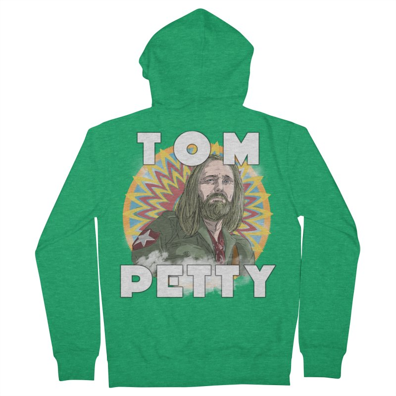 Follow The Leader Men's French Terry Zip-Up Hoody by danburley's Artist Shop