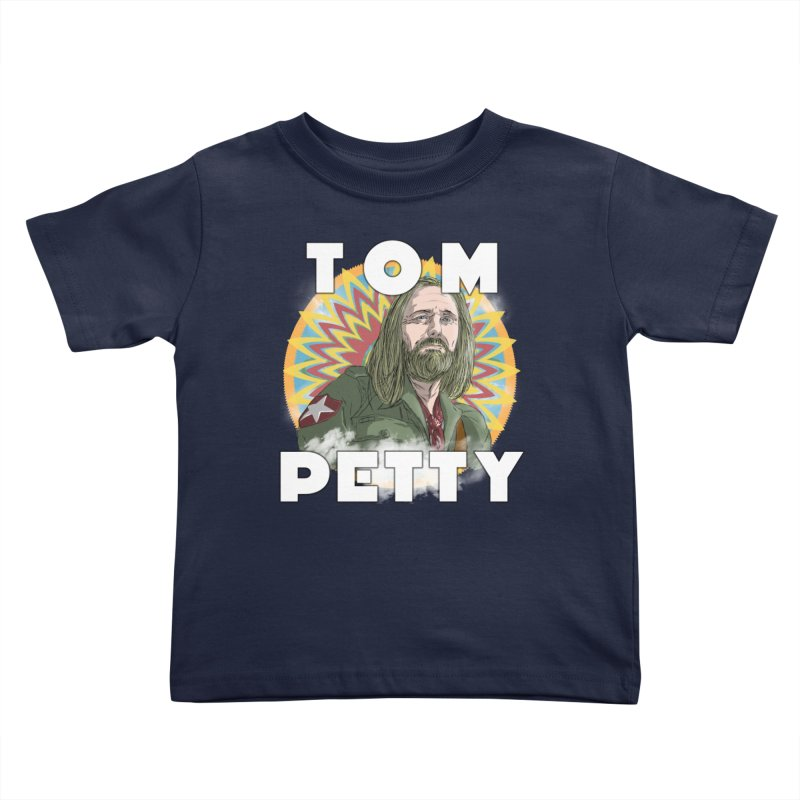 Follow The Leader Kids Toddler T-Shirt by danburley's Artist Shop