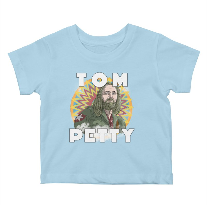 Follow The Leader Kids Baby T-Shirt by danburley's Artist Shop