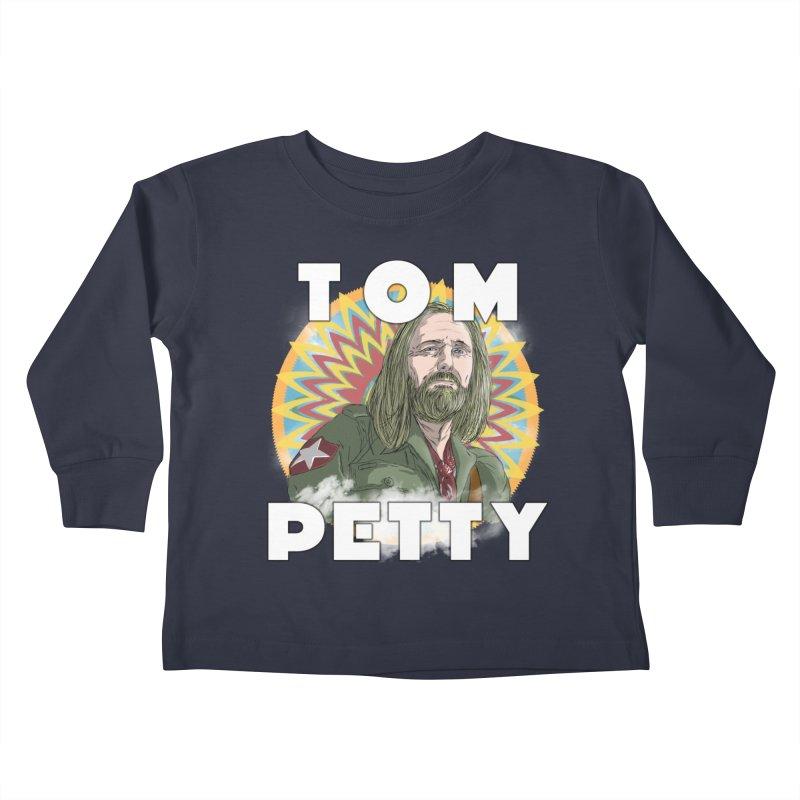 Follow The Leader Kids Toddler Longsleeve T-Shirt by danburley's Artist Shop