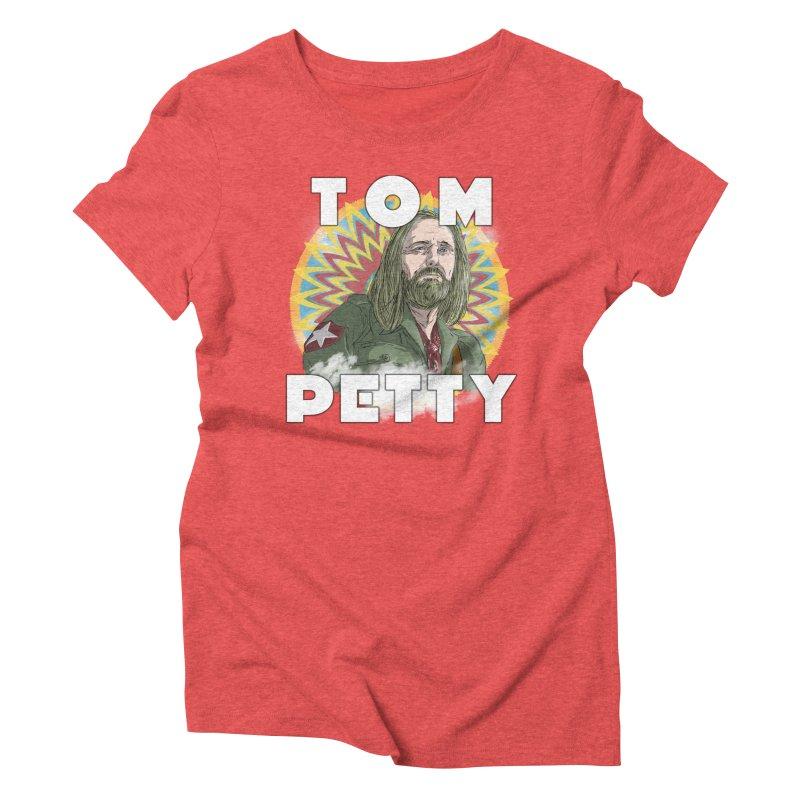 Follow The Leader Women's Triblend T-Shirt by danburley's Artist Shop