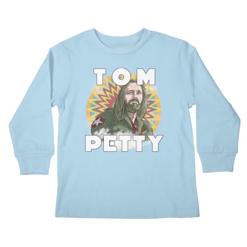 Follow The Leader Kids Longsleeve T-Shirt by danburley's Artist Shop