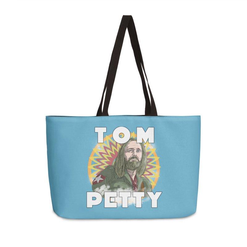 Follow The Leader Accessories Weekender Bag Bag by danburley's Artist Shop