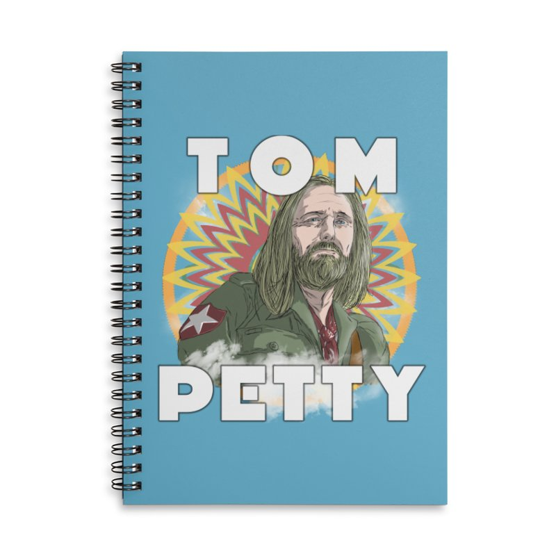 Follow The Leader Accessories Lined Spiral Notebook by danburley's Artist Shop