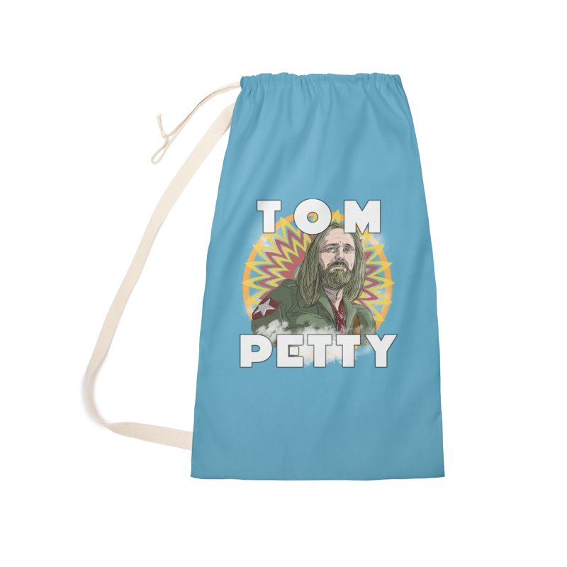 Follow The Leader Accessories Laundry Bag Bag by danburley's Artist Shop
