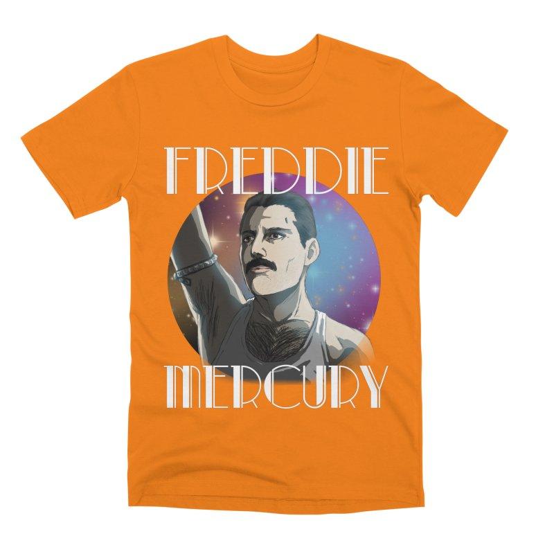 Made In Heaven (Dark) Men's Premium T-Shirt by danburley's Artist Shop