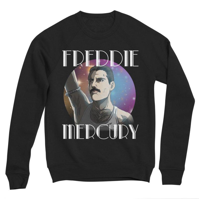Made In Heaven (Dark) Men's Sponge Fleece Sweatshirt by danburley's Artist Shop