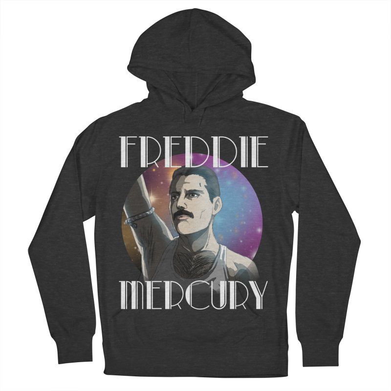 Made In Heaven (Dark) Women's French Terry Pullover Hoody by danburley's Artist Shop