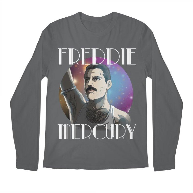 Made In Heaven (Dark) Men's Regular Longsleeve T-Shirt by danburley's Artist Shop