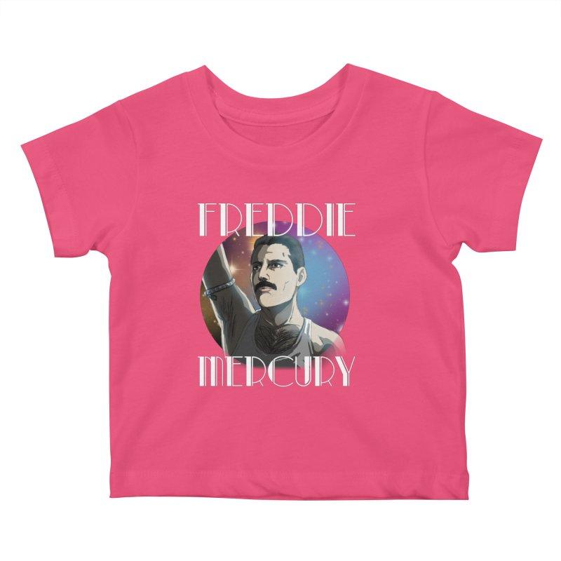 Made In Heaven (Dark) Kids Baby T-Shirt by danburley's Artist Shop