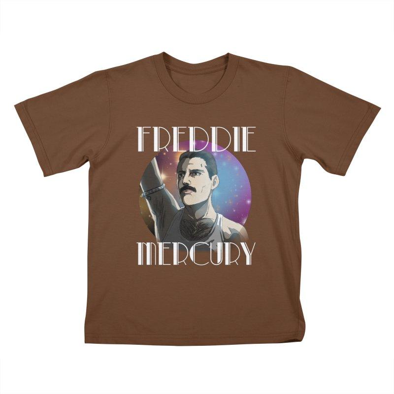 Made In Heaven (Dark) Kids T-Shirt by danburley's Artist Shop