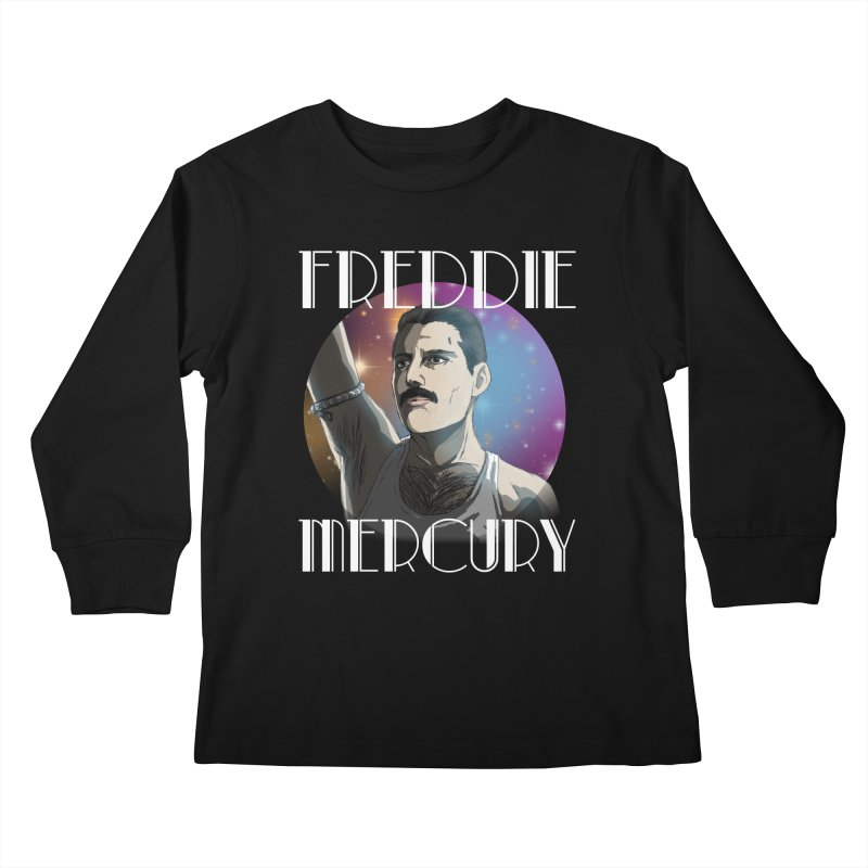 Made In Heaven (Dark) Kids Longsleeve T-Shirt by danburley's Artist Shop