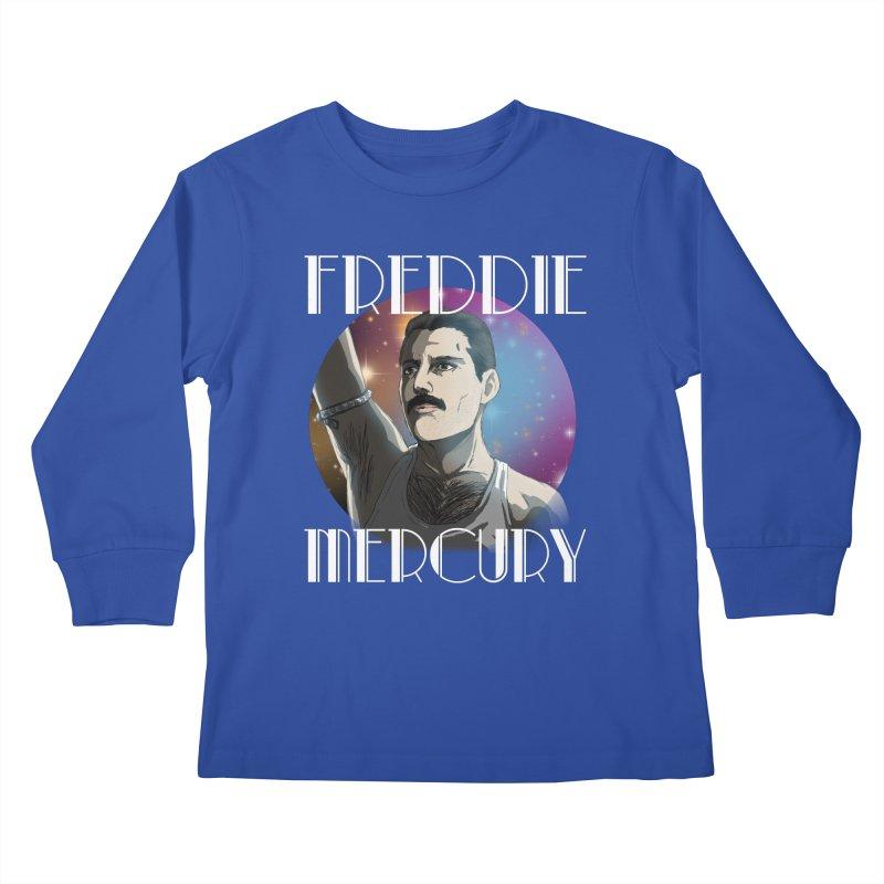 Made In Heaven (Dark) Kids Longsleeve T-Shirt by danburley's Artist Shop