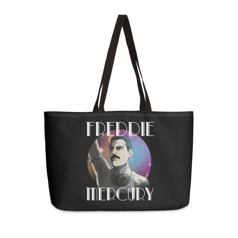 Made In Heaven (Dark) Accessories Weekender Bag Bag by danburley's Artist Shop