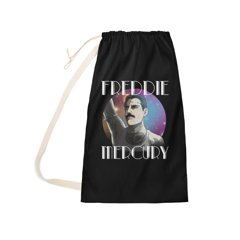 Made In Heaven (Dark) Accessories Laundry Bag Bag by danburley's Artist Shop
