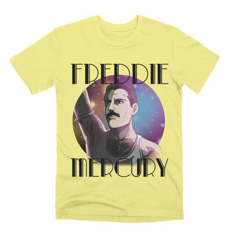Made In Heaven (Light) Men's Premium T-Shirt by danburley's Artist Shop
