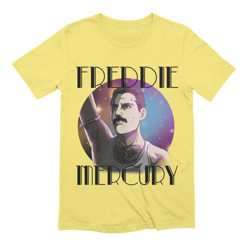 Made In Heaven (Light) Men's Extra Soft T-Shirt by danburley's Artist Shop