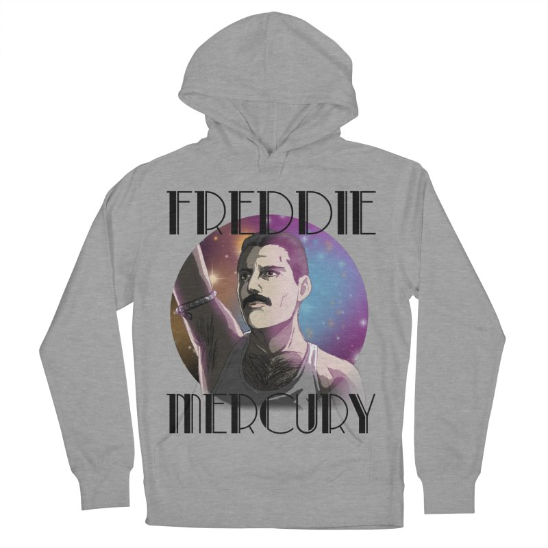 Made In Heaven (Light) Women's French Terry Pullover Hoody by danburley's Artist Shop