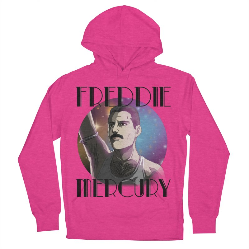 Made In Heaven (Light) Men's French Terry Pullover Hoody by danburley's Artist Shop