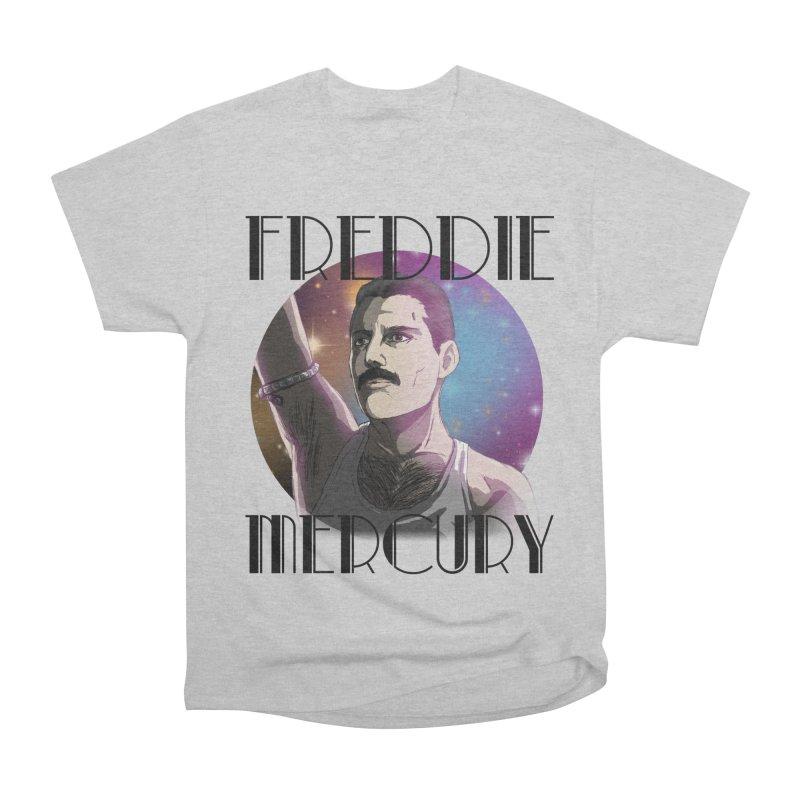 Made In Heaven (Light) Men's Heavyweight T-Shirt by danburley's Artist Shop