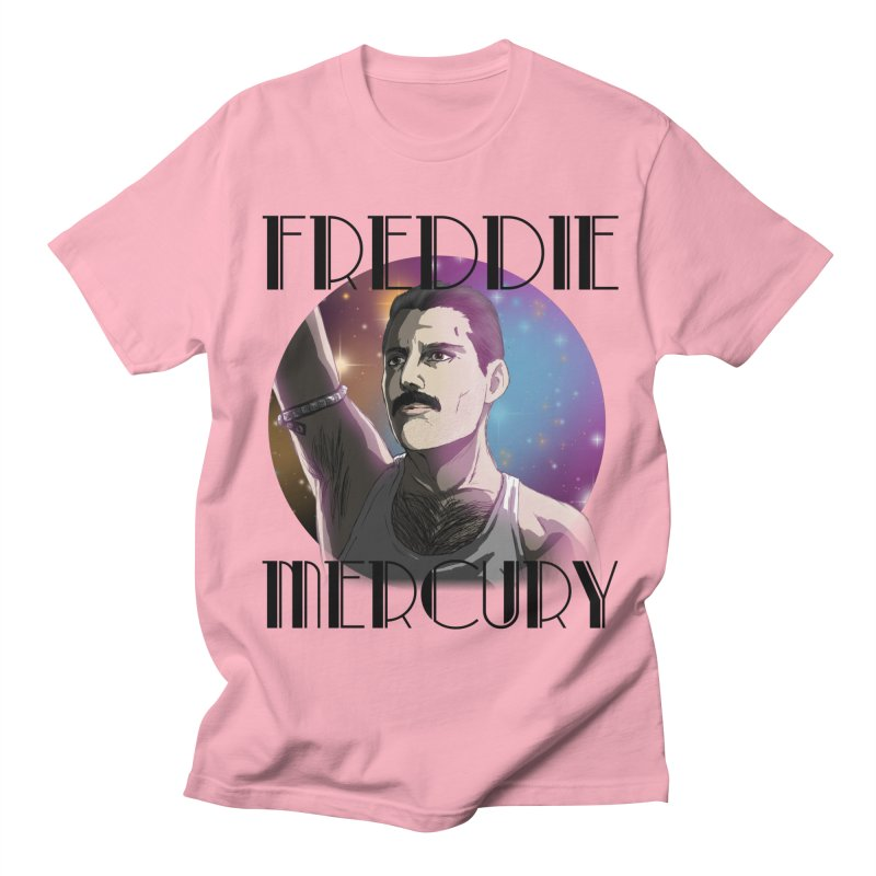 Made In Heaven (Light) Men's Regular T-Shirt by danburley's Artist Shop