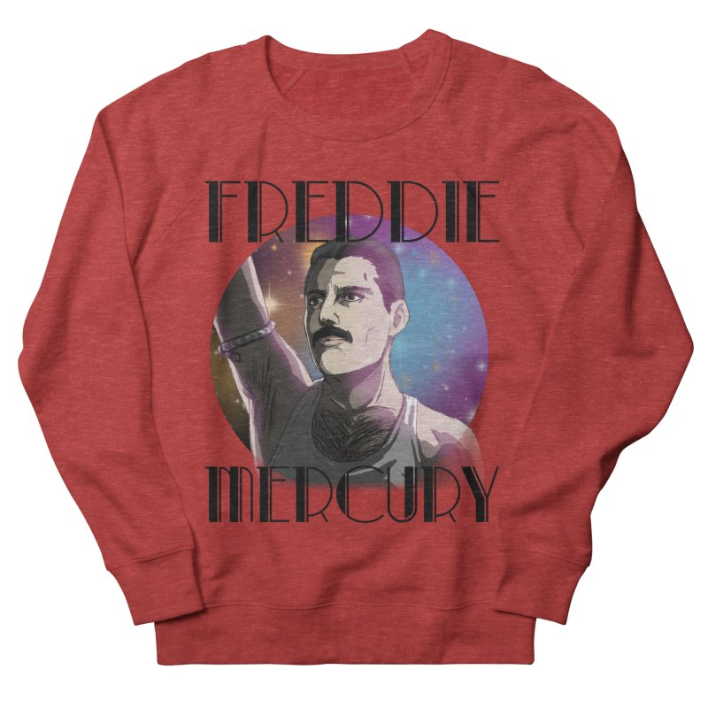 Made In Heaven (Light) Men's French Terry Sweatshirt by danburley's Artist Shop
