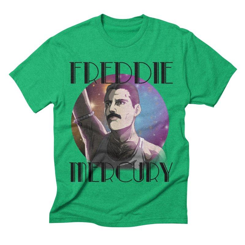Made In Heaven (Light) Men's Triblend T-Shirt by danburley's Artist Shop