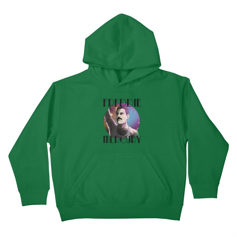 Made In Heaven (Light) Kids Pullover Hoody by danburley's Artist Shop